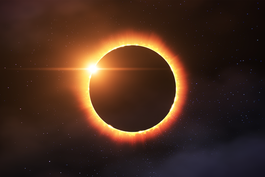 Antarctica's Solar Eclipse in 2021 - Once in a Lifetime Voyages on Silversea