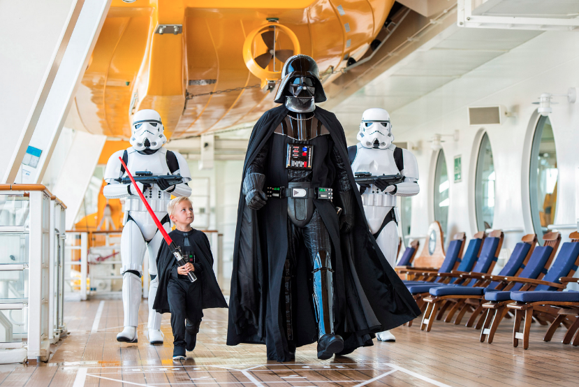 Star Wars Day at Sea Returns in 2021 with Galactic Adventures on Disney Cruise Line