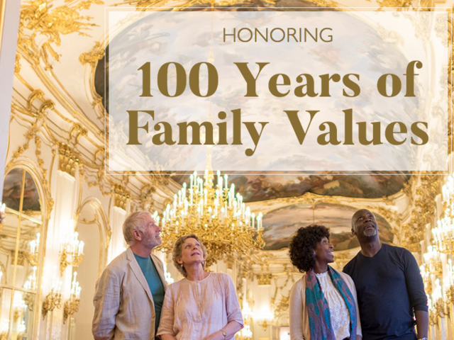 Save $1000 on Luxury Gold Vacations during their 100th Anniversary in 2020
