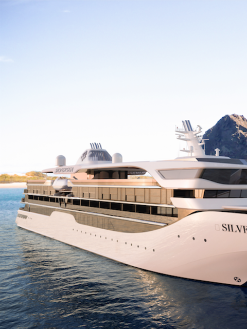 First In-Person New Cruise Ship Delivery Since Pandemic Lockdown: The Silver Origin