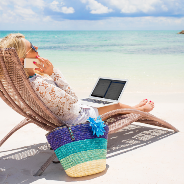 Upgrade Your WFH Office to the Beach with a Luxury, All-Inclusive Royalton 'Workcation'