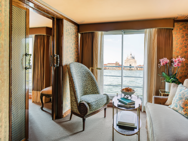 Ah, Venice: Luxurious New River Ship Sailing One of Europe's Most Unique Itineraries Revealed