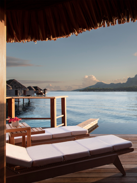 3 Places For the Romantic, Overwater Escape of a Lifetime