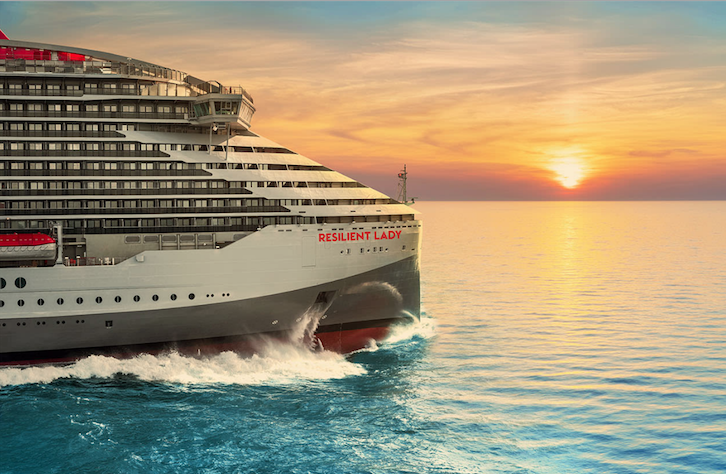 3rd 'Lady Ship' Announced for New Cruise Company on International Women's Day