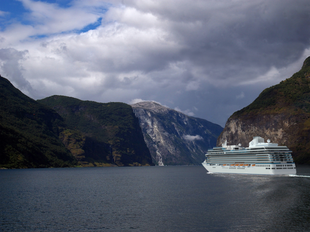 Cruise Ships: New, Improved, and Coming Soon