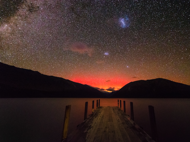 Celebrate the Māori Lunar New Year and the Southern Dark Skies in New Zealand