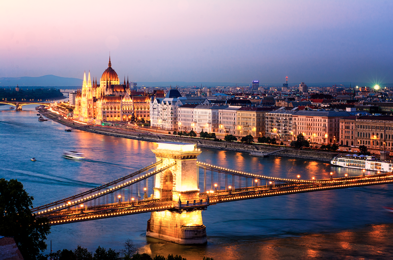 You've Missed Danube Day But You Can Still Discover Europe's Record-Breaking River