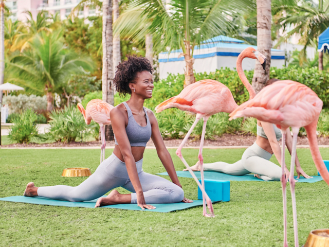 5 Top Places to Nama-'Stay' During National Yoga Month