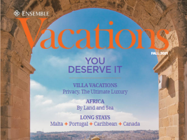 Vacations you deserve it