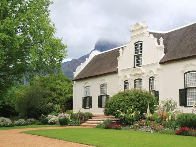 Stellenbosch - Franschhoek - Stellenbosch