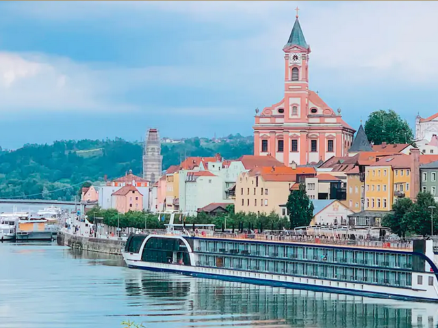 Free Air and Private Transfers on AmaWaterways 2021 Europe River Cruises