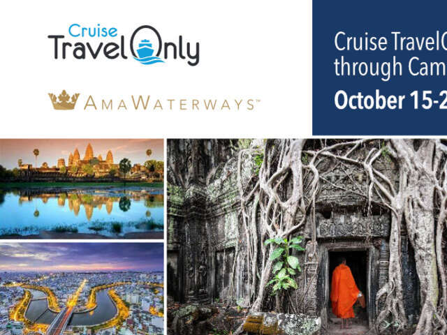 AmaWaterways - Cruise TravelOnly's Mekong Delta River Cruise through Cambodia to Vietnam
