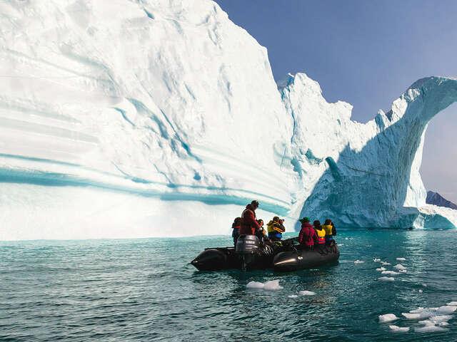 Antarctica Solar Eclipse Cruise Dec 2021