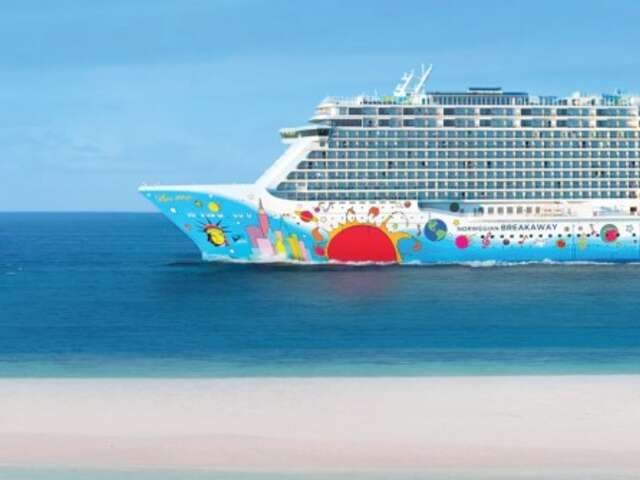Norwegian Cruise Lines - 60% Off Second Guest + Up To $4,000 In Value