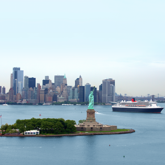Sail in the Path of History on a Transatlantic Cruise on the World's Only Ocean Liner