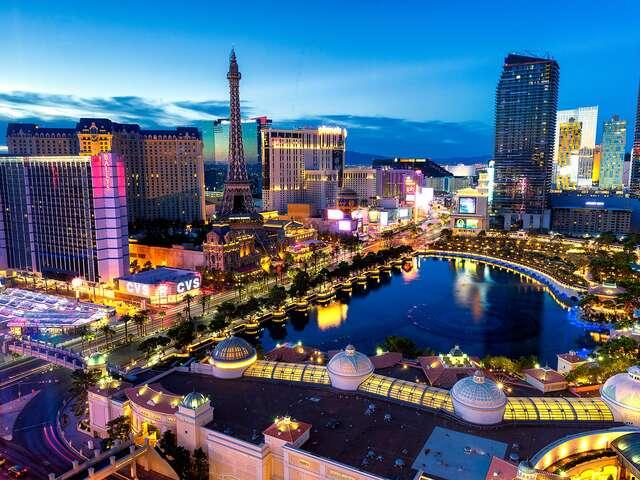 Las Vegas/San Diego Combo