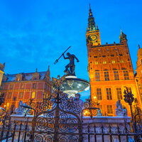 GDAŃSK - A UNIQUE SEASIDE CITY WITH RICH HISTORY
