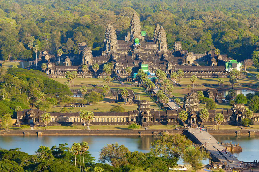 10 interesting facts about the Angkor Temples