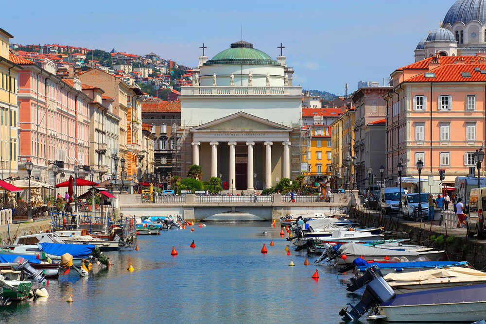 5 things you need to know about Trieste