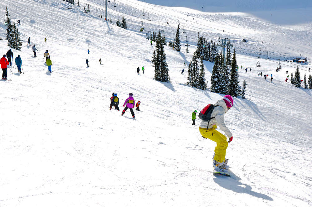 Top women's Ski Getaways