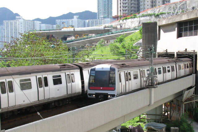 Public Transportation in Hong Kong
