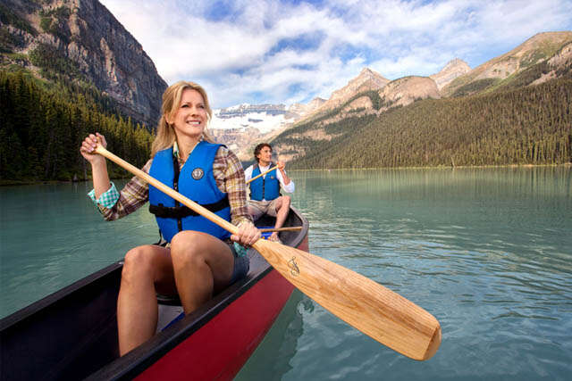 Summer in the Heart of the Canadian Rockies