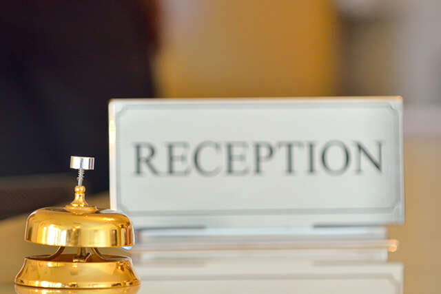 New Technologies for Hotel Check-In