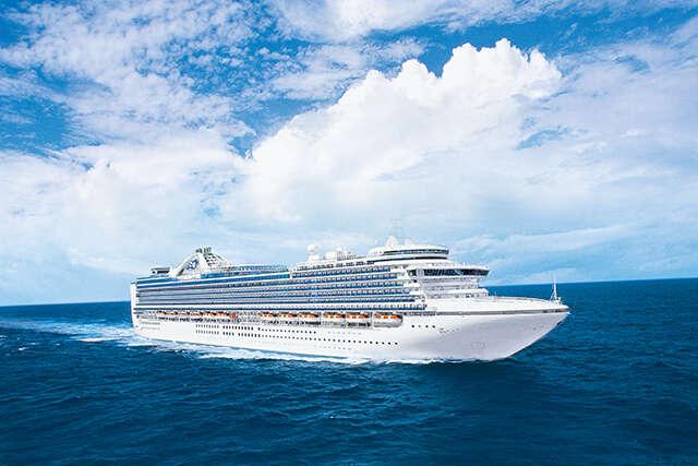 Princess Cruises turns 50!