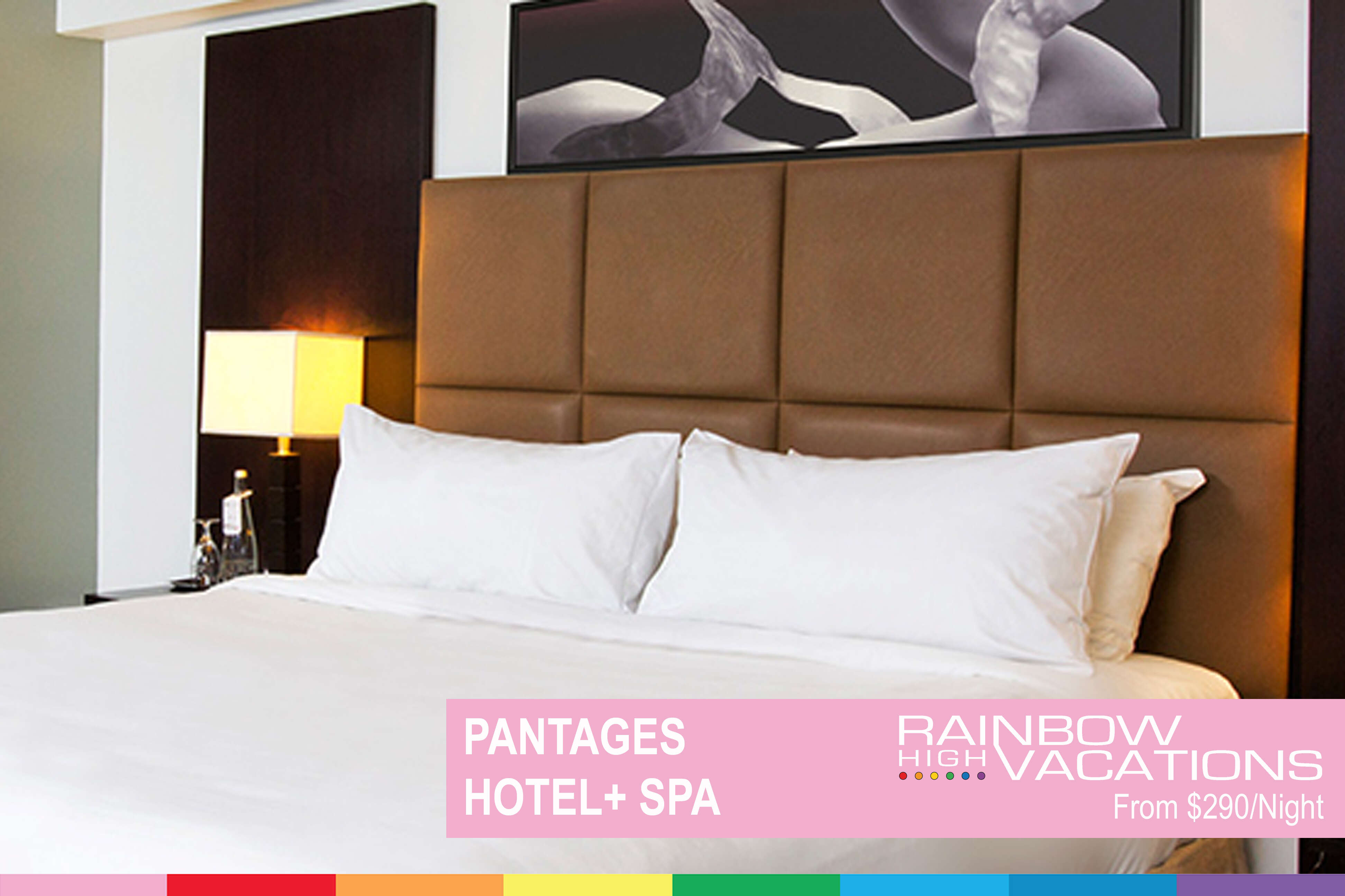 PANTAGES HOTEL & SPA