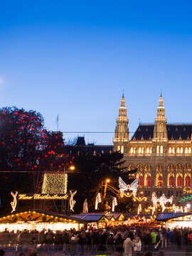 Germany & Austria Christmas Market Rail Tour