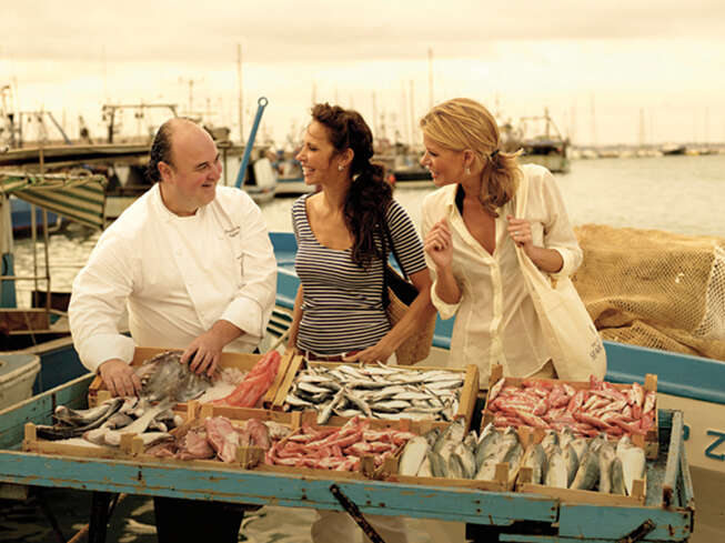 Travel Trends: Culinary Voyage to the Mediterranean