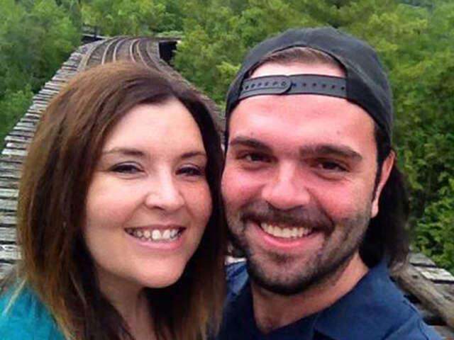 Melissa & Brian
