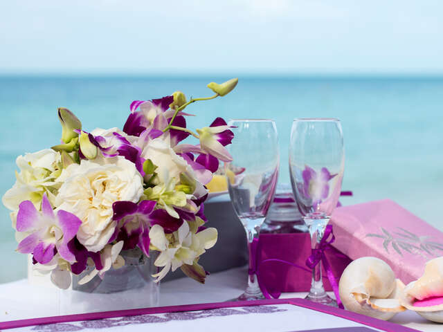 Caprice Wedding Package