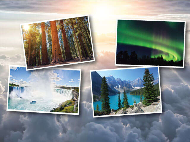 American Natural Wonders Which Can Be Experienced in Canada