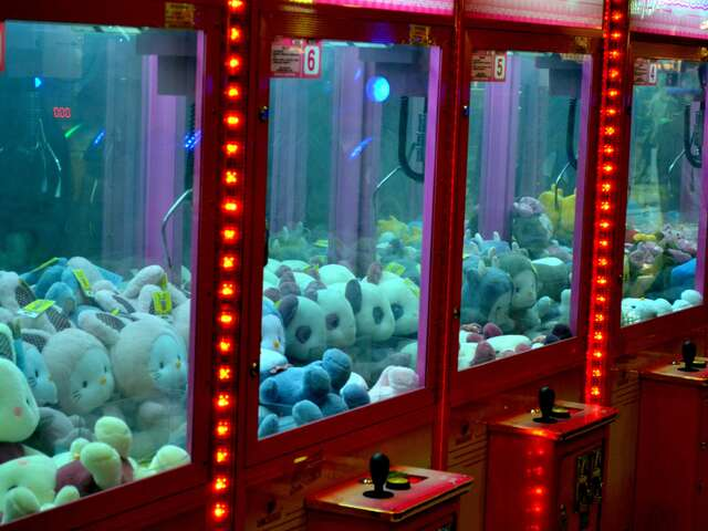 Play like a kid again at the Galloping Ghost Arcade in Brookfield, Illinois