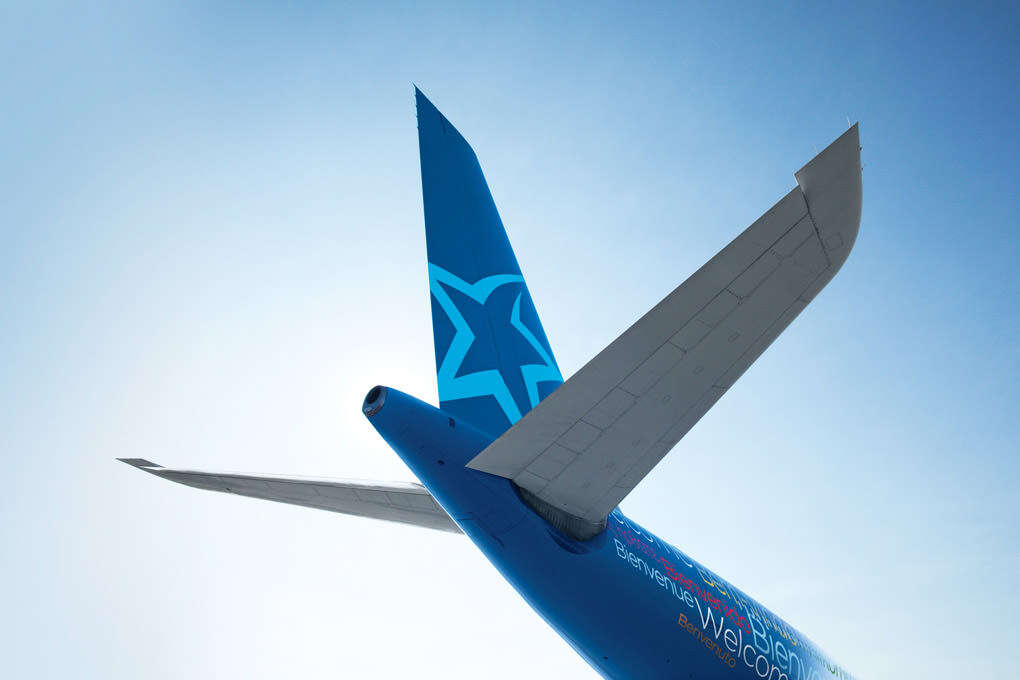 Transat Offering New Club Class Service on Domestic Routes