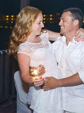 Nicole and Anton