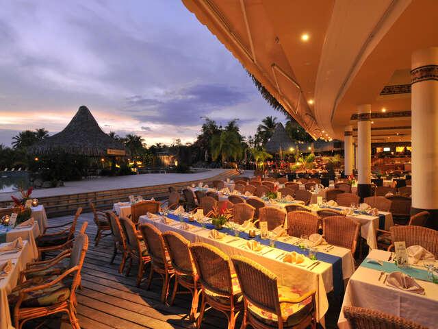 Intercontinental Tahiti Dream & Dine