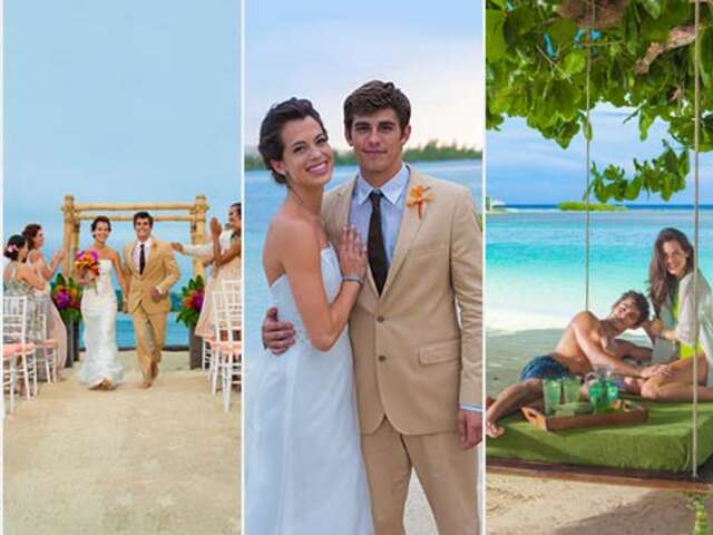 From Wedding to Honeymoon with Sandals Resorts