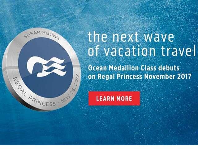 Princess Cruises: Ocean Medallion