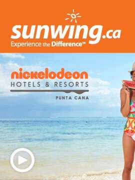 Families Play at the Nickelodeon Hotels & Resorts Punta Cana