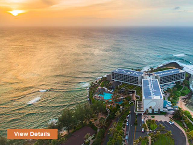 Breathtaking stay at Turtle Bay Resort with Classic Vacations