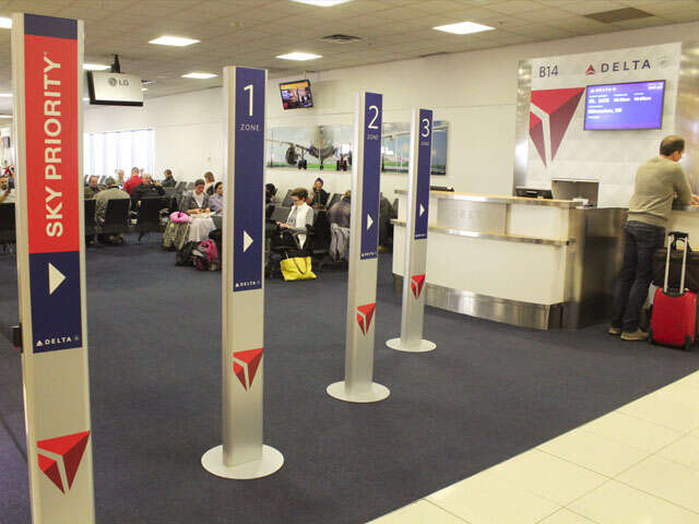 Delta introduces enhanced boarding process in Atlanta