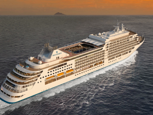 Luxury, Small Ship Cruising Gets a New Muse. The Silver Muse