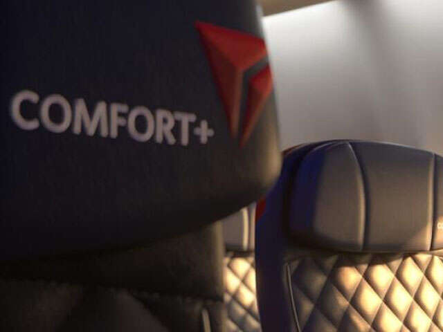 Delta Comfort+ expands on regional aircraft