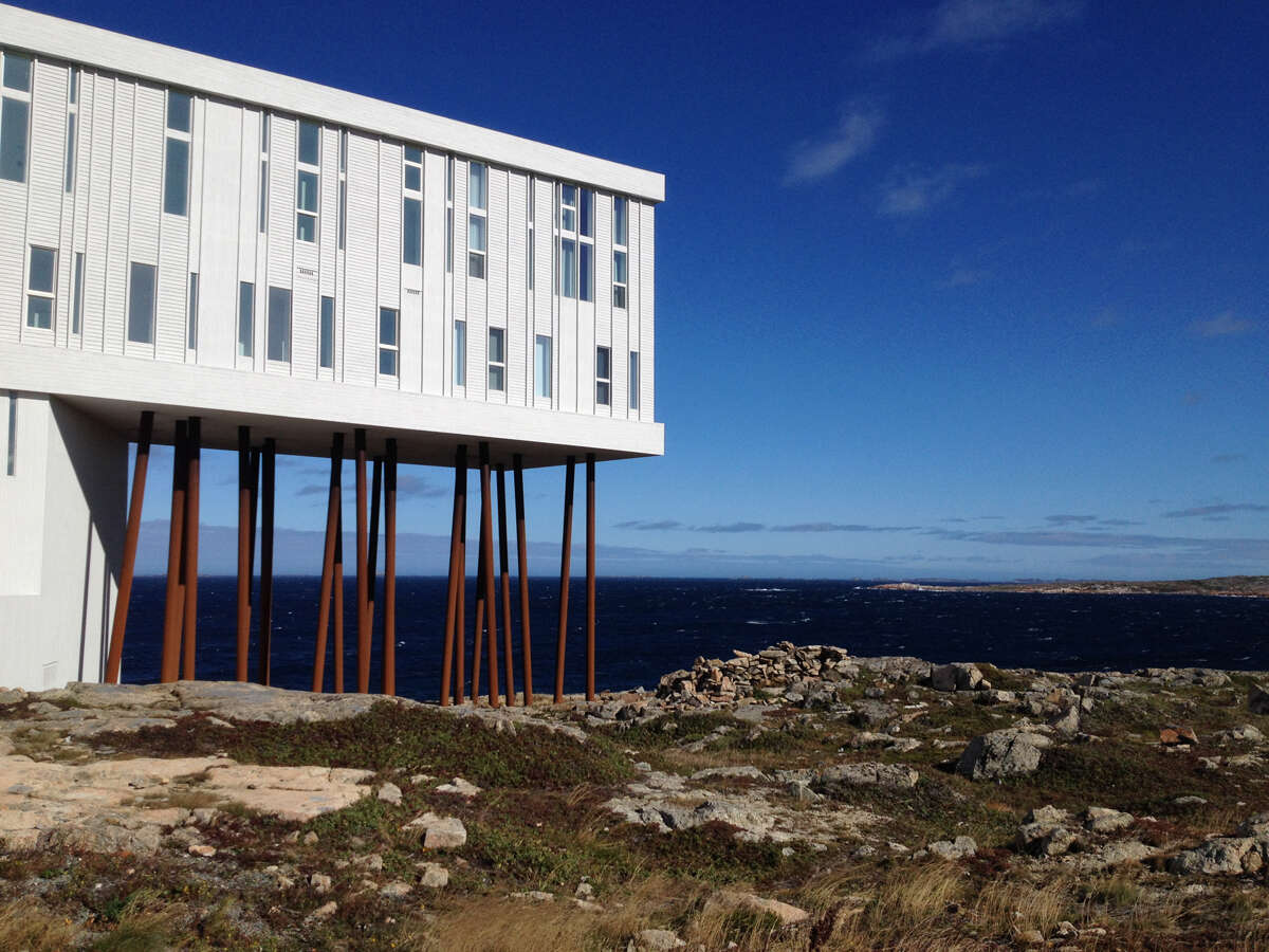 Video: Fogo Island Inn: Daring Design meets Ancient Fishing Community