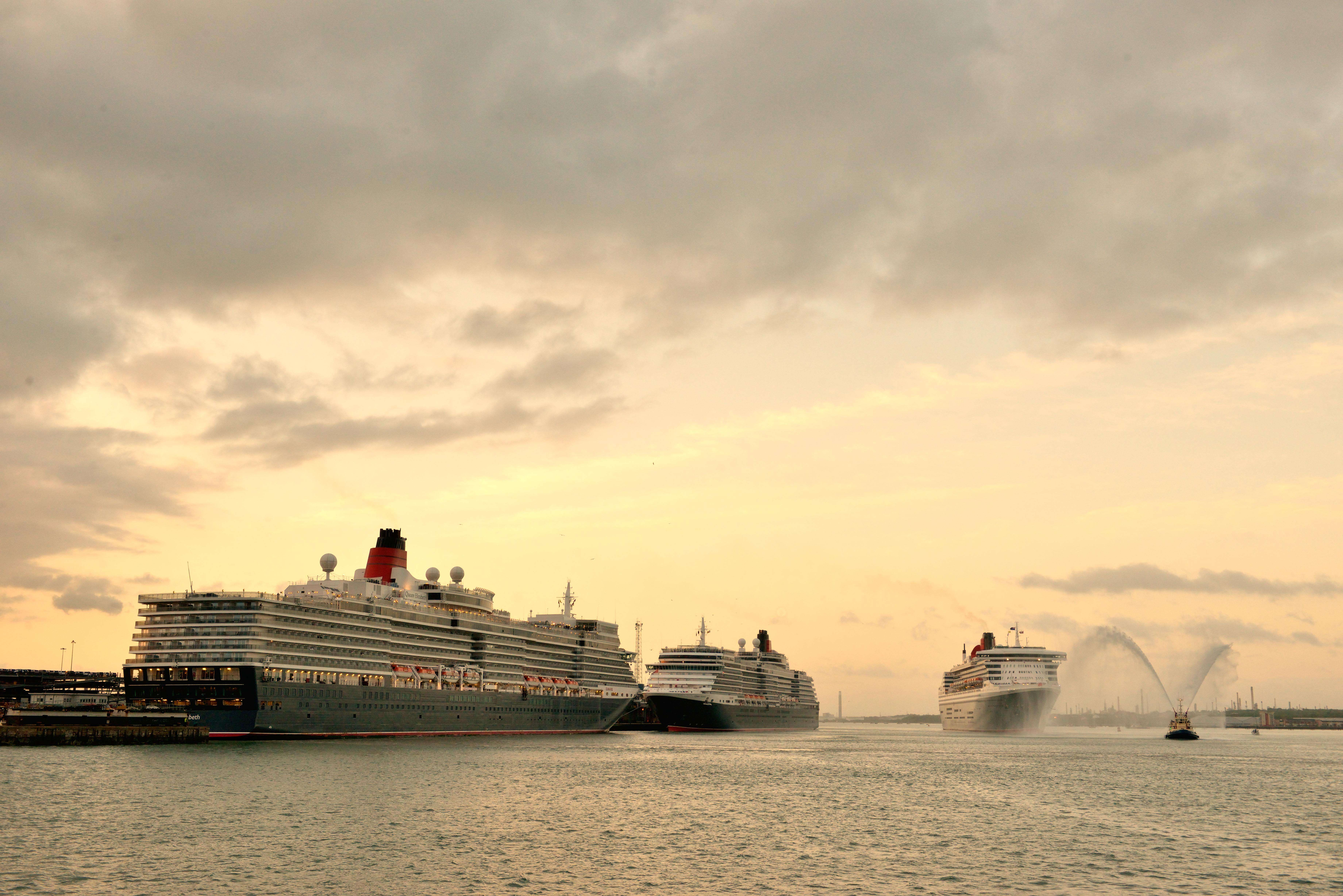 Same-Sex Couples Can Get Married on Cunard