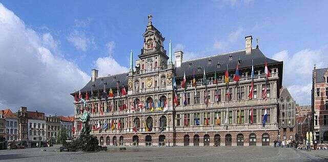 5 Adventures in Antwerp