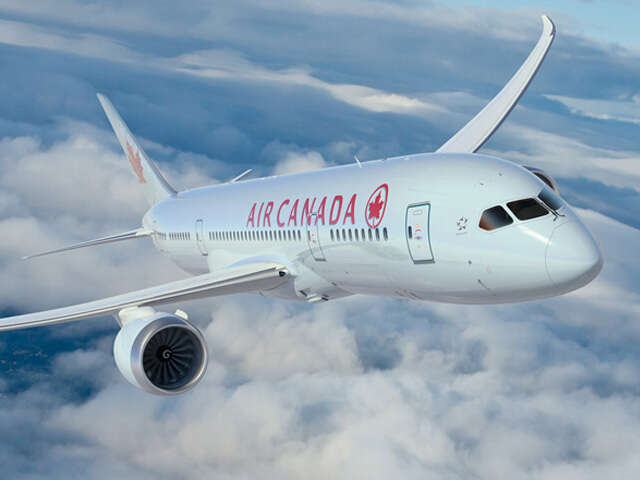 Air Canada To Launch New International Boeing 787 Dreamliner Routes from Vancouver