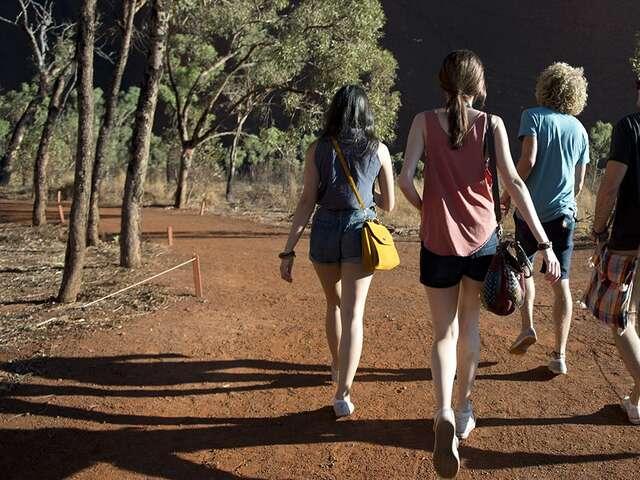 The Big Walkabout with Sailing (Start Darwin) (Start Darwin, end Sydney)